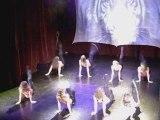 spectacle de danse 2009 la 1ere danse