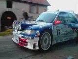 Rallye Vosgien 2009 (National) wrc - s1600 - s2000 - kit car