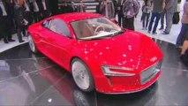 Frankfurt Motor Show 2009 Concept cars
