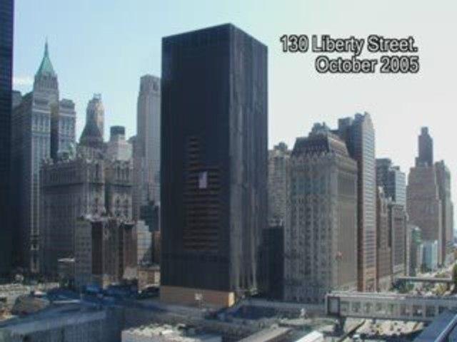 Technique de démolition de la Deutsche Bank (New York)