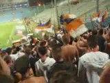 Marseille-MTP parcage fin de match