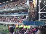 Lens 1-1 Lille fin de match à Bollaert