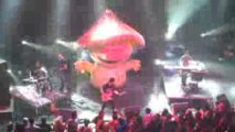 infected mushroom live in Athens 2009 - 4g festival video 1
