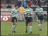 Inter - 2 Sporting - 0 de 1990/1991 Taça Uefa