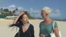 Beach Walk 751 - Yoshiko Moving to Hawaii