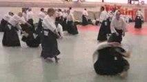 Stage Aïkido. Christian TISSIER. Aïkido Club Bourg en Bresse