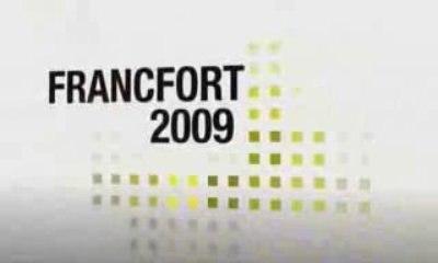 La minute du Salon de Francfort 2009 : la bande-annonce
