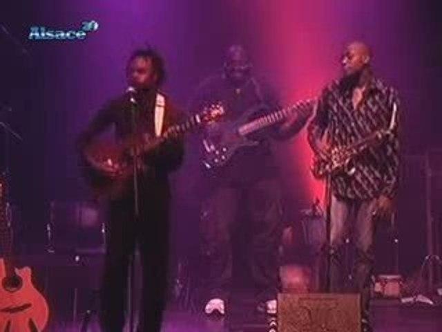 Landry Biaba : Strasbourg au rythme du Cameroun (Musique)