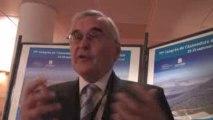 Michel Berson Président du Conseil général de l'Essonne