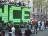 Techno parade 2009 côté fête