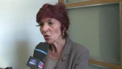 Geneviève Levy fait le bilan de la visite de Xavier Bertrand