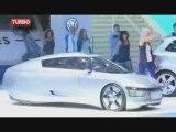 VW Concepts L1 & e_Up au salon auto de Francfort 2009