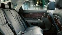 New Jaguar XJ Interior views