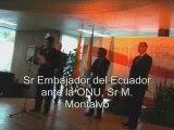 Ecuador invitado de Honor en la OMPI