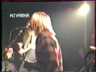 Nirvana   Fahrenheit Concerts   1 dec 1989