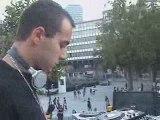 Techno Parade 2009 DJ Sly @ Sly Supmecanix Paris Bastille