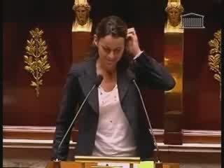 discours technophile Aurélie Filippetti vote final hadopi 2