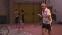 Badminton : Jean-Paul Dubois aux championnats du monde