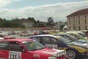 30ème Rallye montagne noire 09 (Parc fermé Castres)