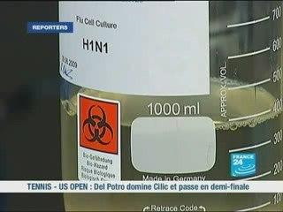 Vaccin Grippe H1N1 un Poison très toxique conspiration.blogs