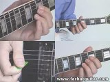 Seek and destroy metallica guitar cover 2 farhatguitar.com