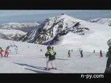 Station de ski de Luz Ardiden/N'PY/Pyrénées/KIM Multimedias