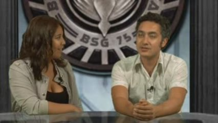 BSGcast - Interview with Alessandro Juliani
