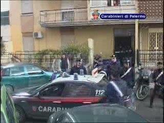 Bagherianews - Arresto Sansone Bagheria