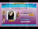 Cheyenne concours Kiabi - Hannah Montana/Miley Cyrus