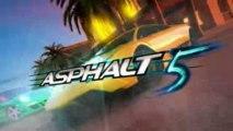 Asphalt 5 (intro) - Jeu iPhone / iPod touch Gameloft