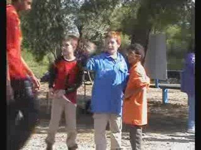Les scouts de Marignane