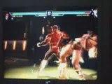 Mortal Kombat VS DC- The Flash VS Shao Kahn