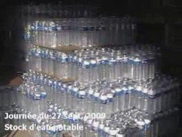 Approvisionnement de l'eau potable à St Estèphe 24360