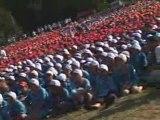 Jamboree 2006 - Cloture de la cérémonie d'ouverture