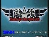 010 - Garou: Mark of the Wolves [Neo Geo]