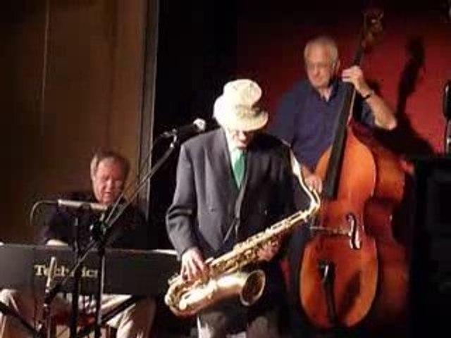 Marcel Zanini à la Cave du Jazz 26 septembre 2009