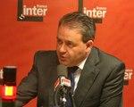France Inter - Xavier Bertrand