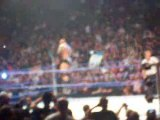 Bercy 27/09/2009 - Smackdown/ECW - Entrée Batista