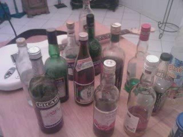 Fin de soirée, Cocktail Ultime