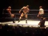 Bercy 27/09/2009 - Smackdown/ECW - Fin de Jericho vs Batista