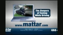 The Risks of Texting While Driving