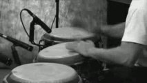 MASTER CONGA PLAYER SOLOS ,CONGAS,THE LITTLE JOHNNY RIVERO