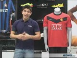 Netshoes - Nike Manchester United H Authentic 2009