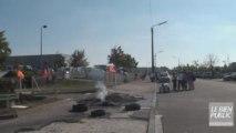 Les syndicats de Barry Callebaut bloquent l'usine