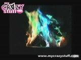 mystical fire, flambée magique - Mycrazystuff.com