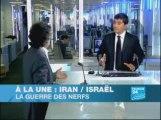 Iran-Israël: la guerre nucléaire
