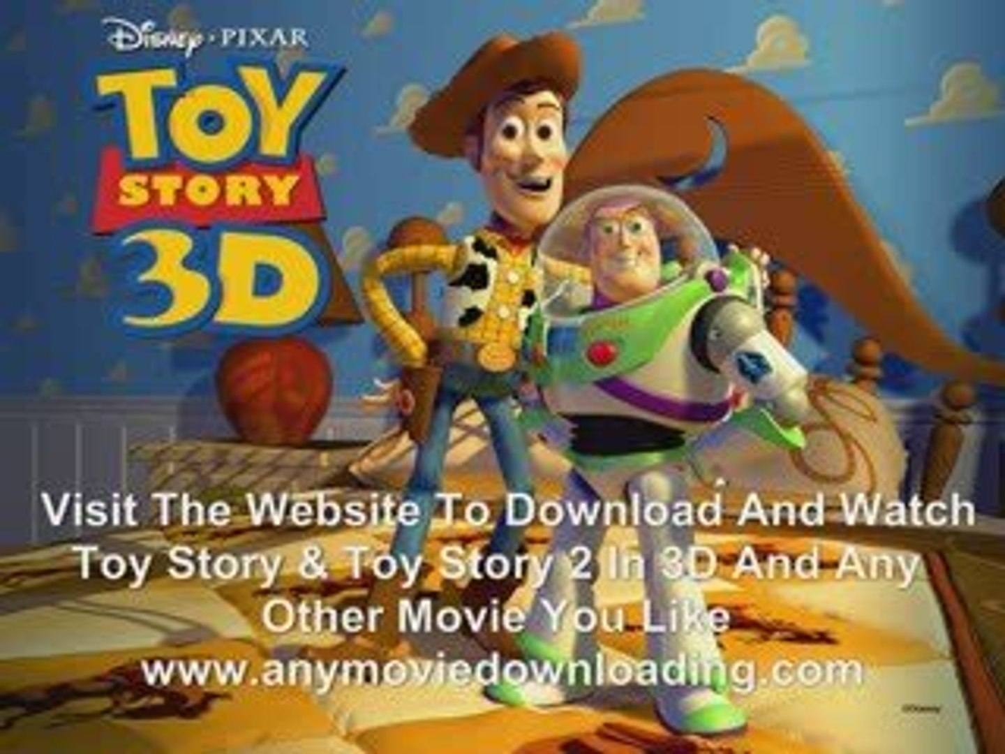 Download Toy Story & Toy Story 2 In 3D Full Movies