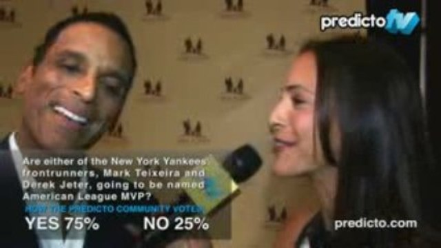 Predicto TV – Jorge Posada, Derek Jeter, Yankees