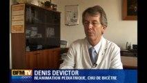 Hôpital : décès suspect d'une fillette de 6 ans