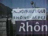 Rencontre Handinautique Rhône -Alpes  3/10/2009